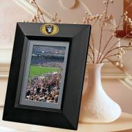 Oakland Raiders Black Picture Frame