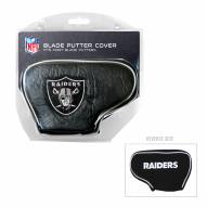Oakland Raiders Blade Putter Headcover