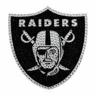 Oakland Raiders Bling Car Emblem
