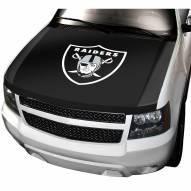 Oakland Raiders Car Hood Cover