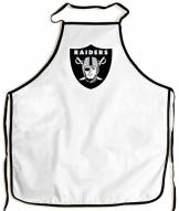Oakland Raiders Chef Apron