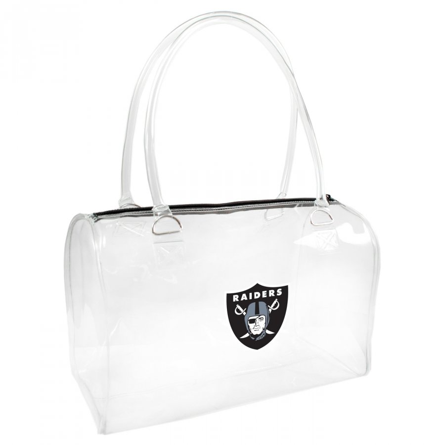 Oakland Raiders Clear Bowler