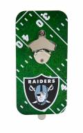 Oakland Raiders Clink 'N Drink Bottle Opener