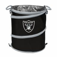 Oakland Raiders Collapsible Laundry Hamper
