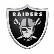 Oakland Raiders Color Car Emblem