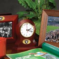 Oakland Raiders Desk Clock