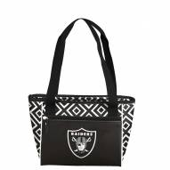 Oakland Raiders Double Diamond Cooler Tote