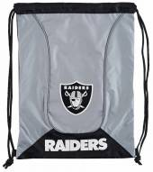 Oakland Raiders Doubleheader Drawstring Bag