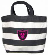 Oakland Raiders Drive Tote Bag