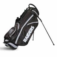 Oakland Raiders Fairway Golf Carry Bag