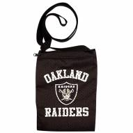 Oakland Raiders Game Day Pouch