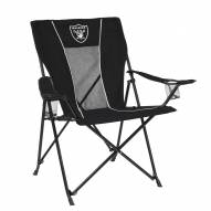 Oakland Raiders Game Time Tailgate Chair