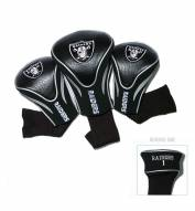 Oakland Raiders Golf Headcovers - 3 Pack