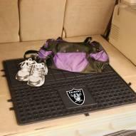 Oakland Raiders Heavy Duty Vinyl Cargo Mat