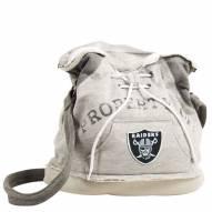 Oakland Raiders Hoodie Duffle