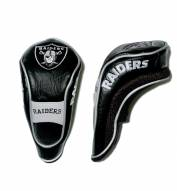 Oakland Raiders Hybrid Golf Head Cover