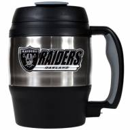 Oakland Raiders Jumbo 52 oz. Travel Mug