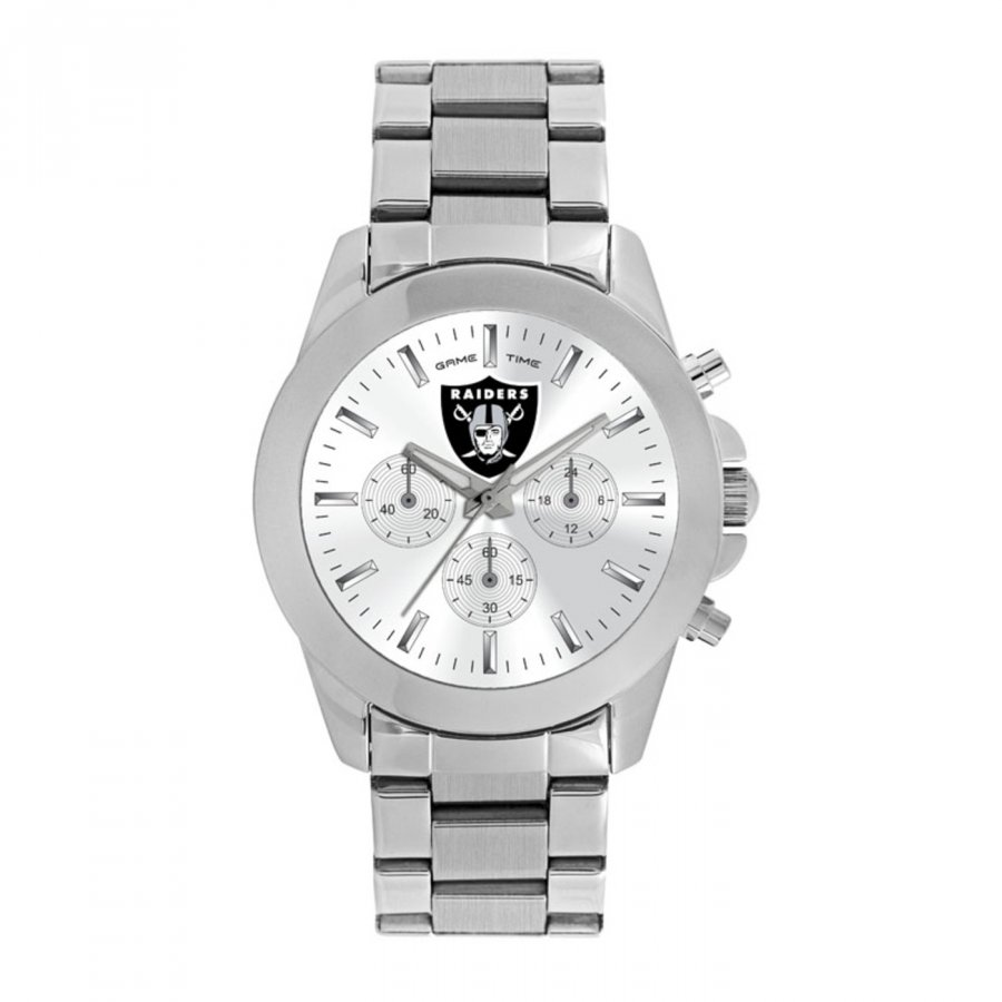 Oakland Raiders Ladies Knockout Watch