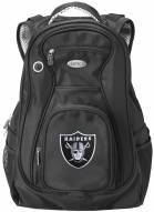 Oakland Raiders Laptop Travel Backpack