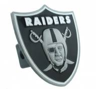 Oakland Raiders Logo Hitch Cover