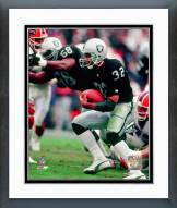 Oakland Raiders Marcus Allen Action Framed Photo