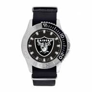 Oakland Raiders Men's Starter Watch