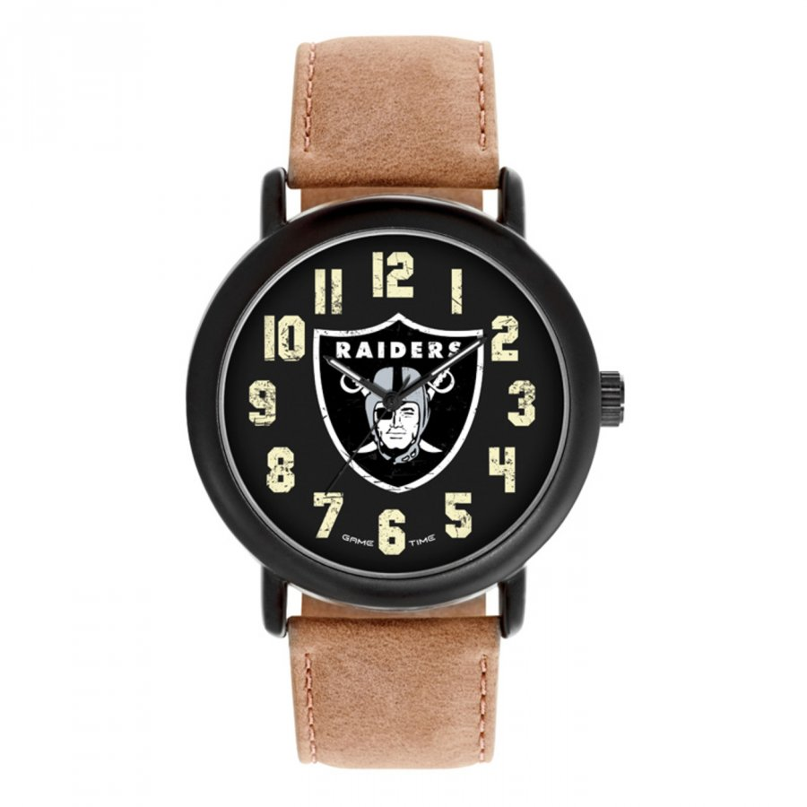 Oakland Raiders Men's Throwback Watch