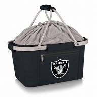 Oakland Raiders Metro Picnic Basket