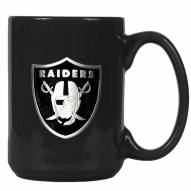 Oakland Raiders NFL 2-Piece Ceramic Coffee Mug Set