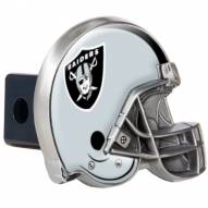 Oakland Raiders NFL Football Helmet Trailer Hitch Cover
