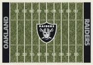 Oakland Raiders NFL Home Field Area Rug