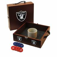 Oakland Raiders NFL Washers Game