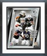Oakland Raiders Oakland Raiders 2014 Team Composite Framed Photo