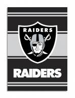 Oakland Raiders NFL Premium 2-Sided House Flag
