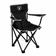 Oakland Raiders Toddler Folding Chair