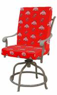 Ohio State Buckeyes 2 Piece Chair Cushion