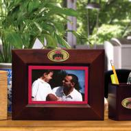 Ohio State Buckeyes Brown Landscape Picture Frame