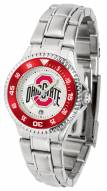 Ohio State Buckeyes Competitor Steel Women's Watch