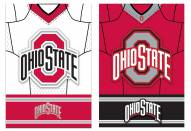 Ohio State Buckeyes Double Sided Jersey Flag