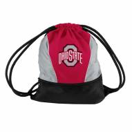 Ohio State Buckeyes Drawstring Bag