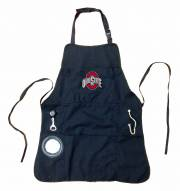 Ohio State Buckeyes Grilling Apron