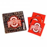 Ohio State Buckeyes It's a Party Gift Set