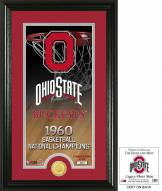 Ohio State Buckeyes Legacy Silver Coin Photo Mint