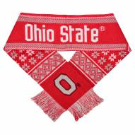 Ohio State Buckeyes Lodge Scarf