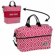 Ohio State Buckeyes Expandable Tote Bag