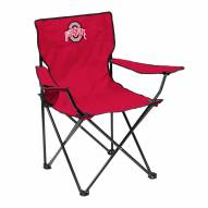 Ohio State Buckeyes Quad Folding Chair