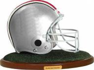 Ohio State Buckeyes Replica Football Helmet Figurine