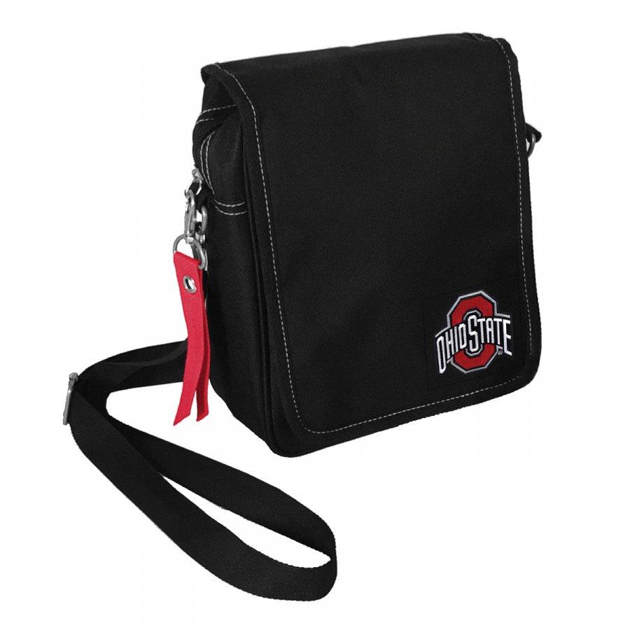 Ohio State Buckeyes Ribbon Satchel