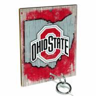 Ohio State Buckeyes Ring Toss Game