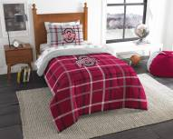 Ohio State Buckeyes Soft & Cozy Twin Bed in a Bag
